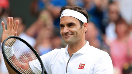 $469,000 a day: Roger Federer tops sport's annual rich list for first time
