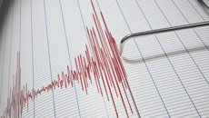 Another big quake, this time near New Plymouth