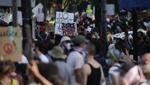 Racial protests erupt across America