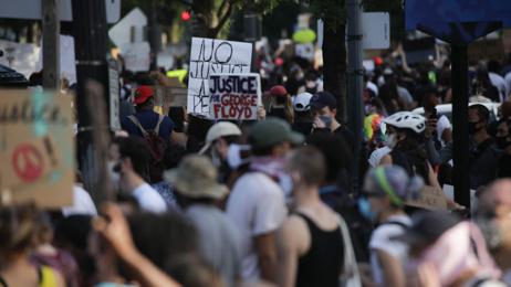 Evan Roberts: Racial protests erupt across America