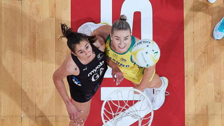 Quad Series axed, but Silver Ferns still set to play Australia in Constellation Cup