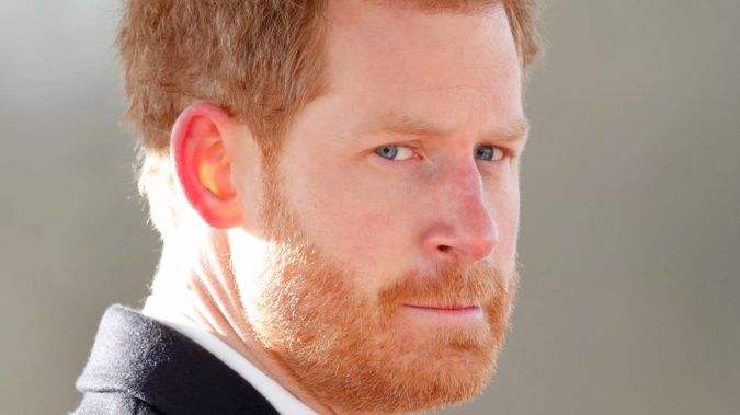 "Prince Harry may have once had a social media account under the name ""Spike"". (Photo / Getty)"