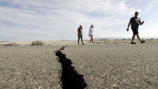 Jonathan Hanson: No need to worry about rise in larger quakes