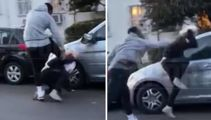 NBA champion assaults man he claims vandalised his vehicle during riots
