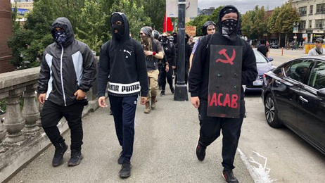 Jim Hanson: Antifa activists accused of hijacking George Floyd protests
