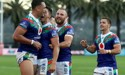 Warriors record-breaking performance to re-open the NRL