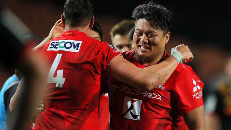 Sunwolves out of Super Rugby after time runs out in pandemic