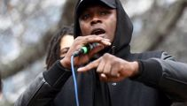 'I'm angry, I'm pissed off': UFC star Israel Adesanya joins New Zealand protests