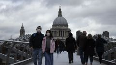St. Paul's Cathedral in London. (Photo / File)