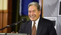 Why Winston Peters doesn't want to talk about Todd Muller