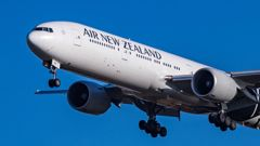 Air New Zealand Boeing 777. (Photo / Getty)