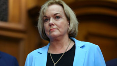 Judith Collins on border restrictions, Todd Muller as leader