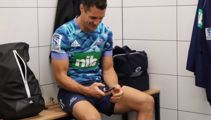 Super Rugby: Dan Carter reveals why he signed with Blues