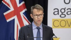 Director-General of Health Dr Ashley Bloomfield. (Photo / File)