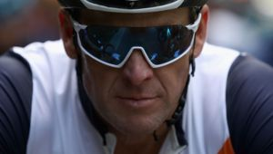 Lance Armstrong. (Photo / Getty)