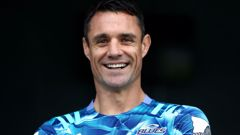 Dan Carter has joined the Blues for Super Rugby Aotearoa. (Photo / Getty)