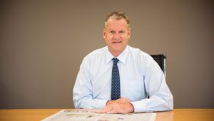 AA Insurance CEO Chris Curtin. (Photo / Supplied)