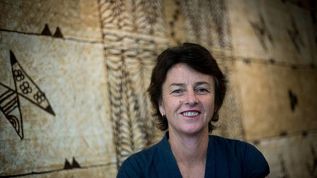 Dame Susan Devoy: As soon as I picked up a racket I was hooked.
