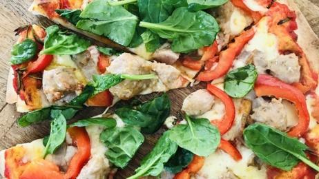 Nici Wickes: Easy pizza recipe