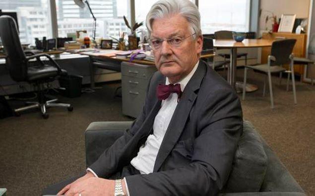 Peter Dunne. (Photo / NZ Herald)