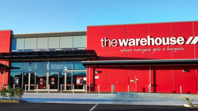 The Warehouse. (Photo / NZ Herald)