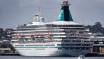Last cruise ship carrying passengers finally ends six-month journey