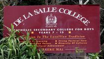 Auckland college stabbing involved about 30 students from another school