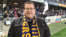 Martin Devlin: Politics has no place on the sports field