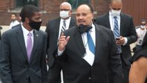Martin Luther King III throws support behind NZ Black Lives Matter protests