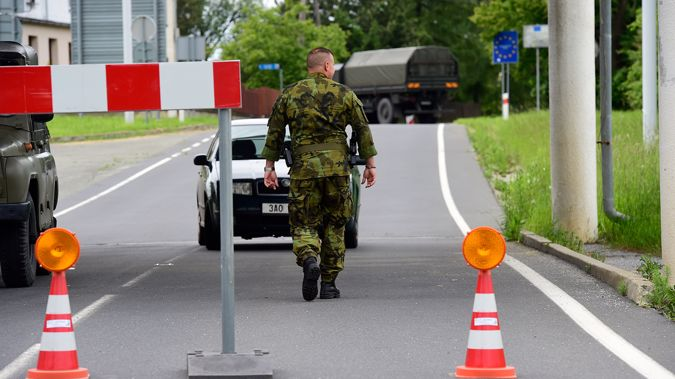 Poland in (Photo / AP)vaded the Czech Republic last month, but says it was just a big misunderstanding.