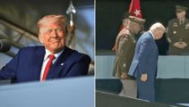 Donald Trump fires up over embarrassing footage