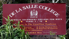 Parents of De La Salle students tell them to cover up school uniform after stabbing
