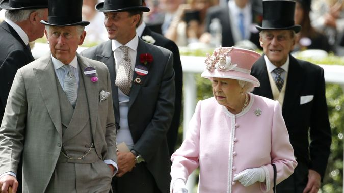 Queen Elizabeth II will not be attending the Royal Ascot horse racing meeting - seen here at the event in 2016 - for the first time during her 68-year reign.