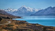 Mike Yardley: Communing with Aoraki/Mt Cook
