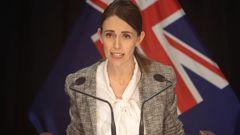 Prime Minister of New Zealand Jacinda Ardern. Photo / Marty Melville