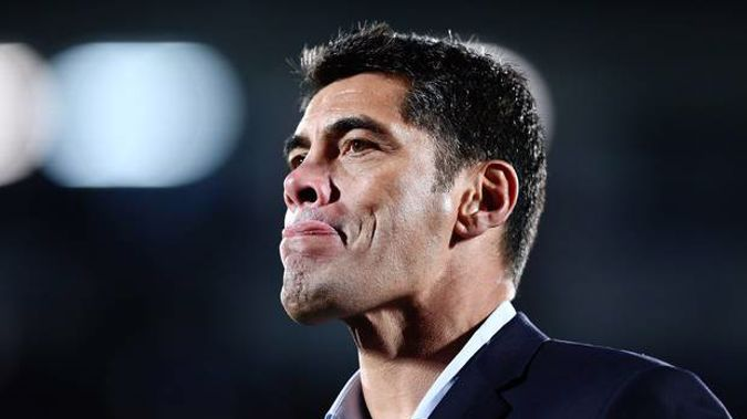 Stephen Kearney has been axed as Warriors head coach. Photo / Photosport