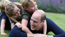 New portraits of the Cambridges released for Prince William's birthday