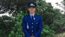 Massey police shooting - surviving officer 'grateful to be alive'