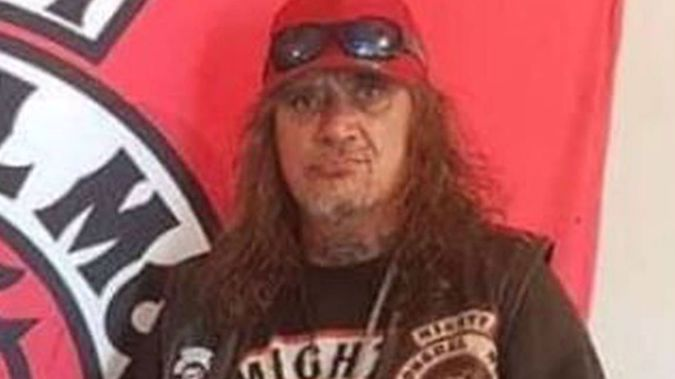 Mongrel Mob member Deiderick John Grant was killed in early June. (Photo / Supplied)