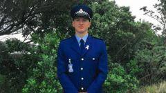Constable Matthew Hunt. (Photo / Police)