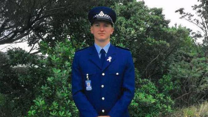 Constable Matthew Hunt. (Photo / Police)