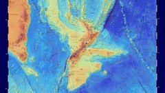 "Interactive maps described as a ""scientific benchmark"" have revealed Zealandia - the vast continent beneath New Zealand - as it's never been seen before. Image / GNS Science"