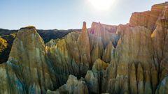 Mike Yardley: Waitaki's geological wonderland
