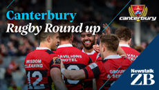 Canterbury Rugby Round Up - Tony Smail