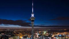 Sky Tower. (Photo / NZ Herald)