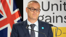 Andrew Dickens: David Clark has zero support and should be sacked