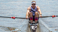 Olympic rowing legend Mahé Drysdale pursing history in Tokyo