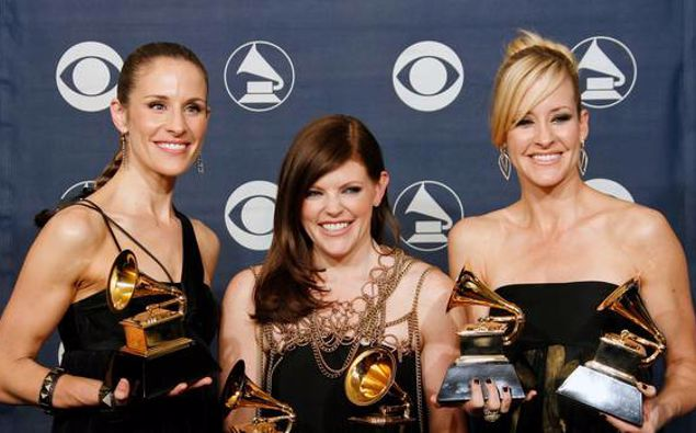 The Dixie Chicks got permission from a Kiwi sister act to change their name to The Chicks. Photo / AP