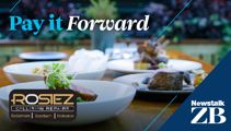 Pay it Forward with Rosiez Collision Repairs