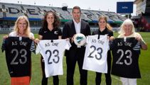 Grant Robertson: FIFA Women's World Cup will be a huge event for NZ